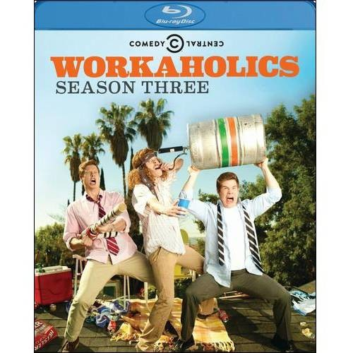 Workaholics-Season 3 (Blu Ray) (3discs)