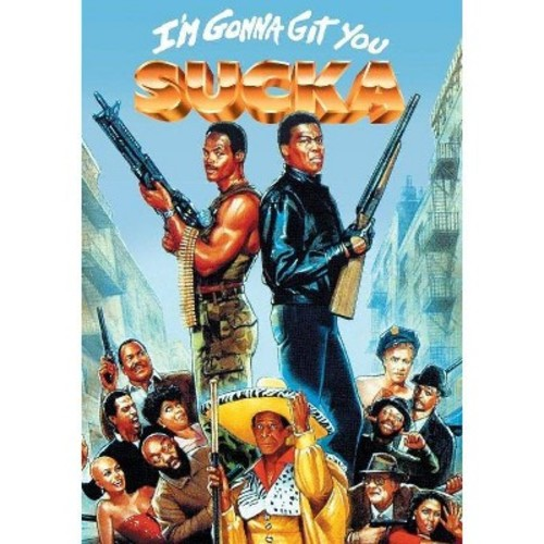 I'm Gonna Git You Sucka! [DVD] [1988]