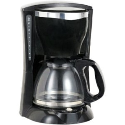12 Cup Coffee Maker, Black
