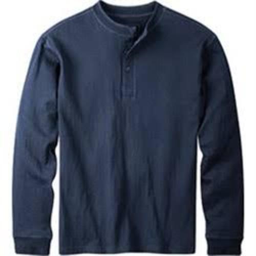 Mountain Khakis Trapper Henley Shirt (Men's) - Navy A129571