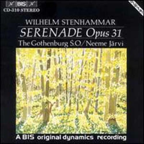 Stenhammar: Serenade, Op. 31 By Neeme Jrvi (Audio CD)