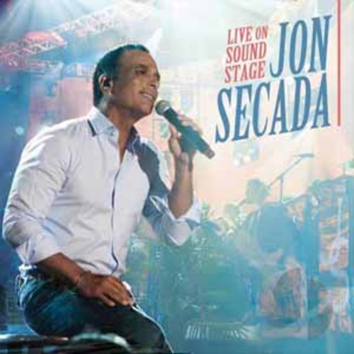 Jon Secada - Live On Soundstage [Audio CD]