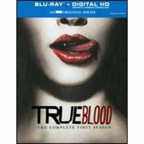 True Blood: The Complete First Season [5 Discs] [Blu-ray]