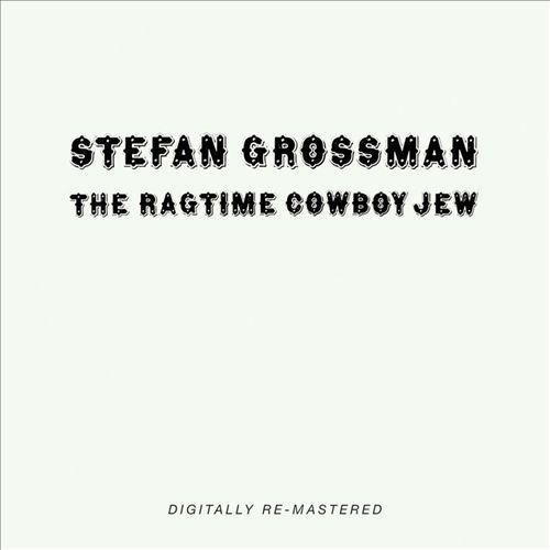 The Ragtime Cowboy Jew [CD]