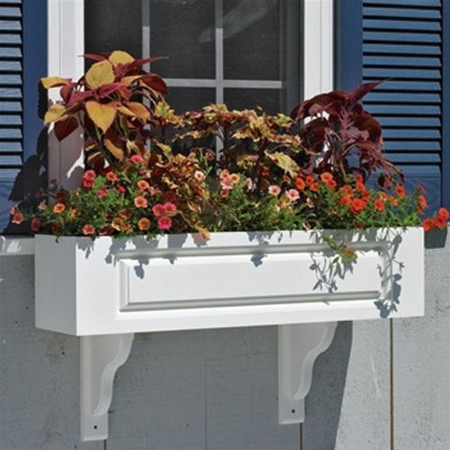 Hampton Vinyl Window Box