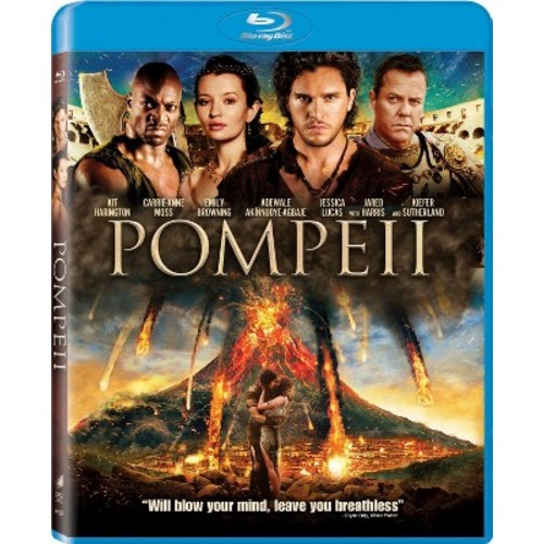 Pompeii (Includes Digital Copy) (UltraViolet) (Blu-ray)