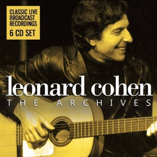 Leonard Cohen - Archives (CD)