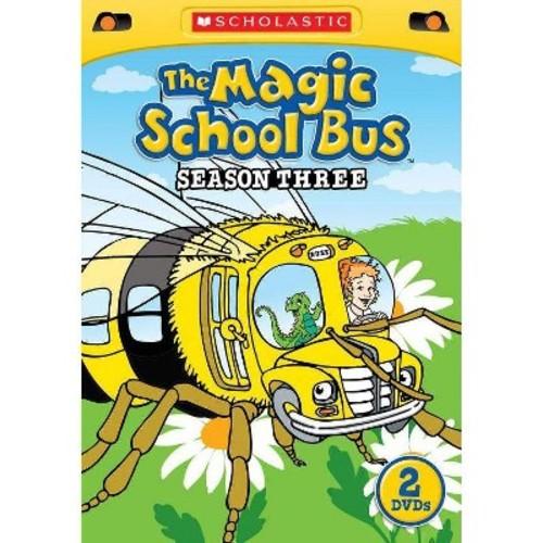 The Magic School Bus: Season 3 (DVD)