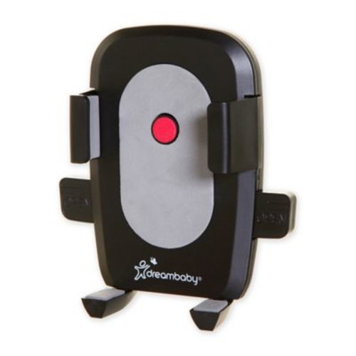 Dreambaby Strollerbuddy EZY-Fit Phone Holder in Black