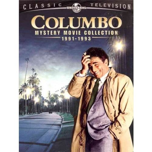Columbo: Mystery Movie Collection 1991-1993 (Full Frame)