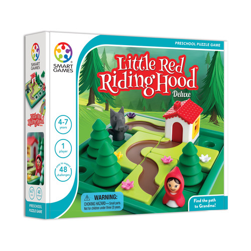 Smart Games Little Red Riding Hood - Deluxe