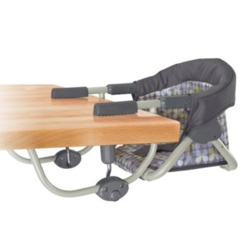 Summer Infant SecureSeat Booster in Grey