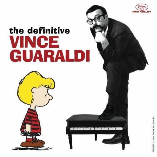 The Definitive Vince Guaraldi