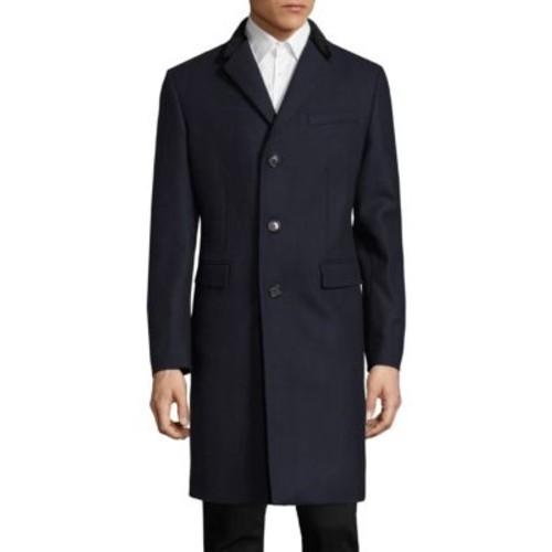 BURBERRY Bishopsgate Wool & Cashmere Coat