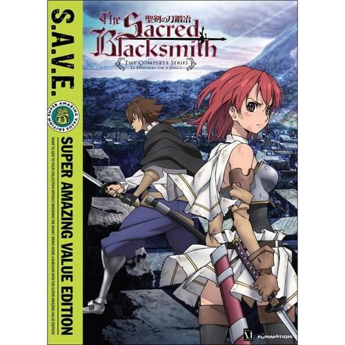 The Sacred Blacksmith: Complete Box Set - S.A.V.E. [DVD]