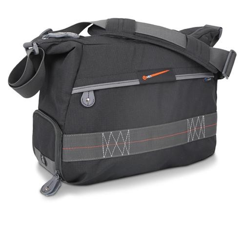 Vanguard VEO 42 Backpack for DSLR with Up to 80-300mm Lens, Black and Gray