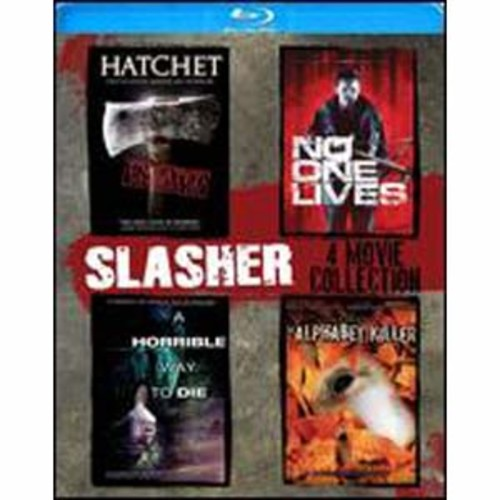 Slasher 4-Movie Collection (Blu-ray)