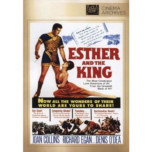 Esther and the King [DVD] [1960]