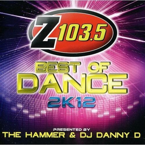 2k12 Best of Dance Z103.5