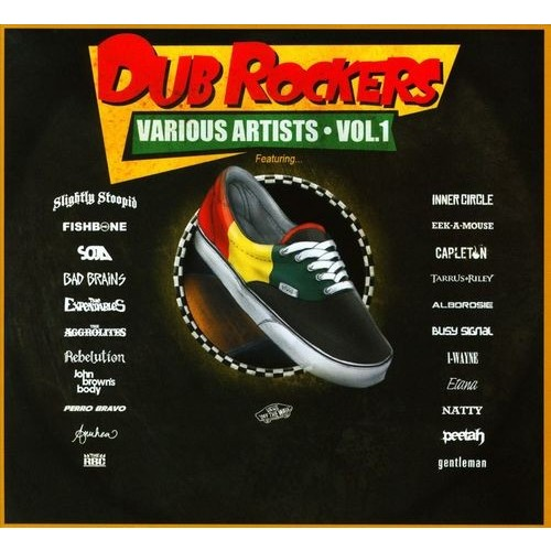 Dub Rockers, Vol. 1 [CD]