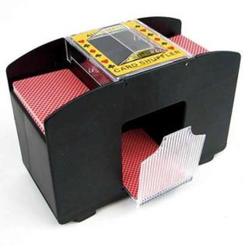 Trademark Automatic Card Shuffler (4 Deck)