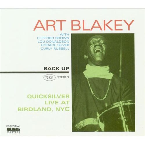 Quick Silver Live At Birdland, NYC [CD] [PA]