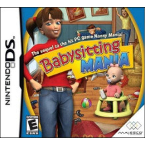 Babysitting Mania [Pre-Owned]