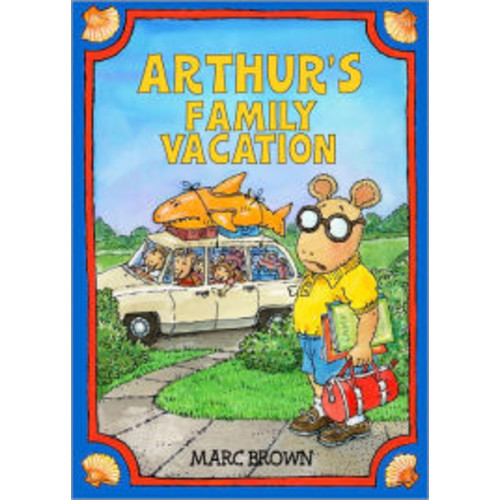 Arthur's Family Vacation (Arthur Adventures Series)