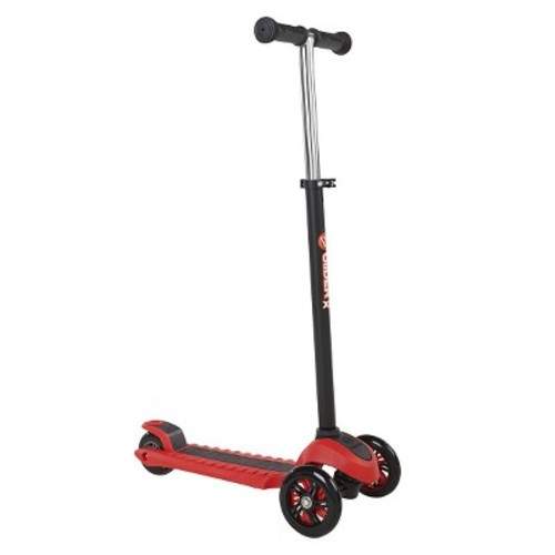 Yvolution Y Glider XL Scooter - Red