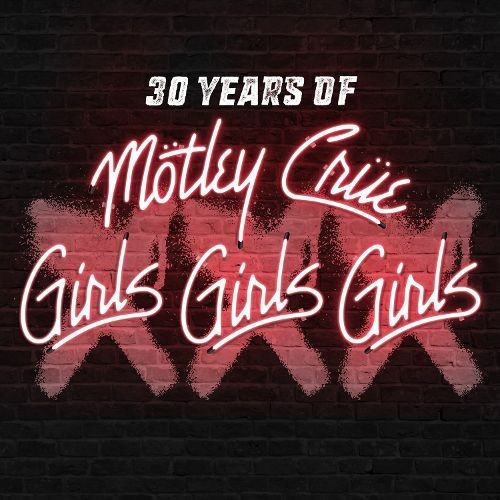 Girls, Girls, Girls [CD & DVD]
