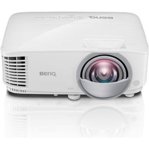 BenQ MX825ST 3D Ready Short Throw DLP Projector, 720p, HDTV, 4:3 (MX825ST)