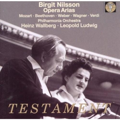 Birgit Nilsson Opera Arias