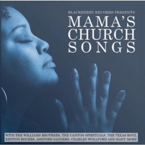 Mama's Church Songs [CD]
