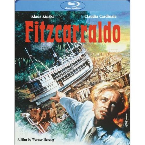 Fitzcarraldo [Blu-ray] [1982]