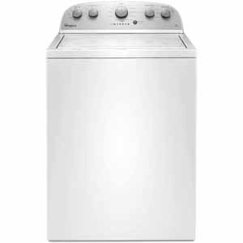 Whirlpool 3.5 cu.ft Top Load Washer with Water Selection - White