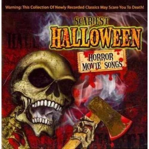 Scariest Halloween Horror Movie Songs [CD]