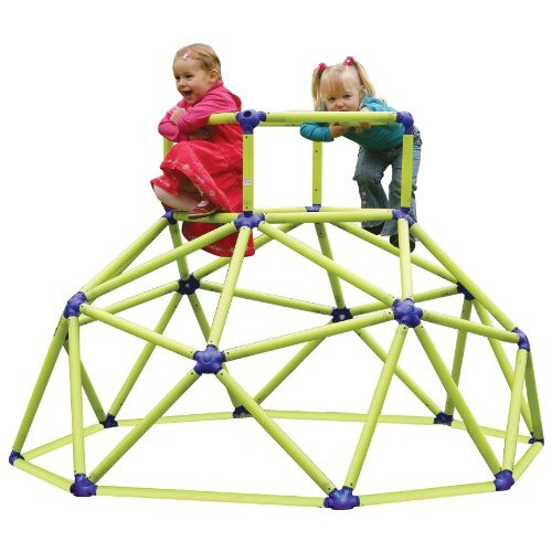 Toy Monster Monkey Bars Climbing Tower [Green/Blue]