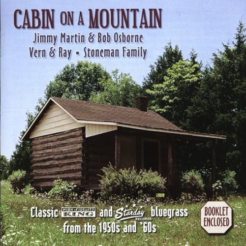 Cabin on a Mountain [CD]
