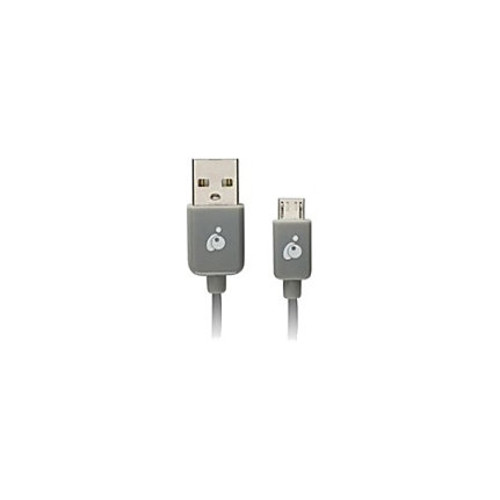 Iogear Charge And Sync USB to Micro USB Cable, 6.5
