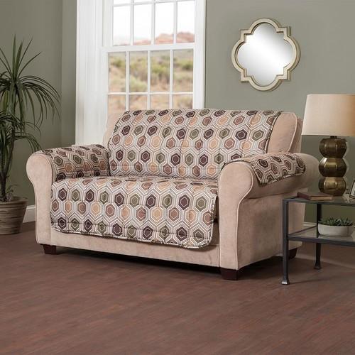 Hexagon Sofa Slipcover