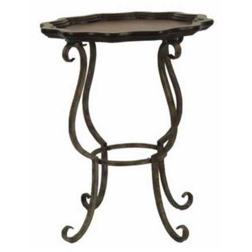 Safavieh Scalloped Side Table