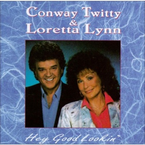 L lynn & c twitty - Hey good lookin (CD)