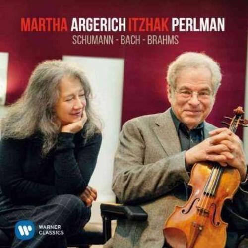 Itzhak Perlman - Bach & Schumann