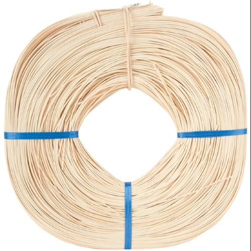 Round Reed #4 2.75mm 1 Pound Coil-Approximately 500'