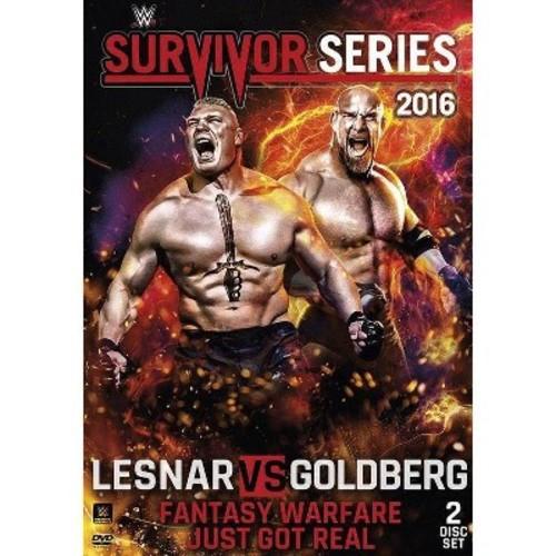 Wwe:Survivor Series 2016 (DVD)