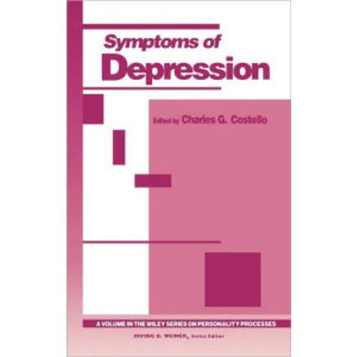 Symptoms of Depression / Edition 1