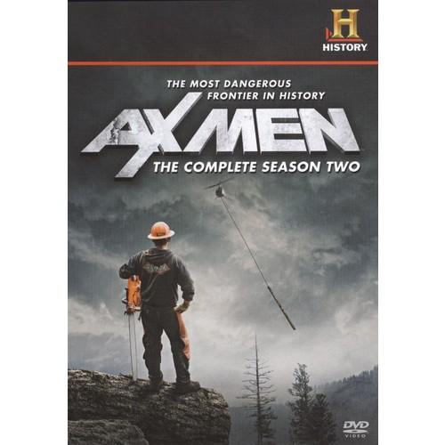 Ax Men: The Complete Season Two [4 Discs] [DVD]