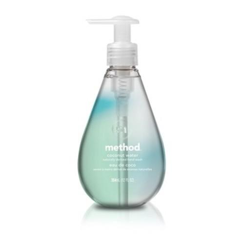 Method Gel Hand Soap Coconut Water - 12 fl oz