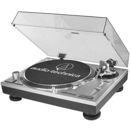 Audio-Technica - Professional Turntable - Silver