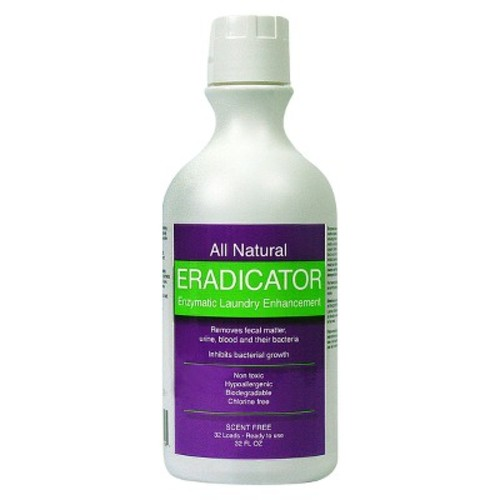 Eradicator Enzymatic Laundry Treatment Enhancement 32 oz